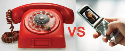 cell phone vs landline 7 reasons to hang on to your landline phone by: nicholas gilmore  instead of borrowing your cell phone to contact their friends you can encourage them to use the .